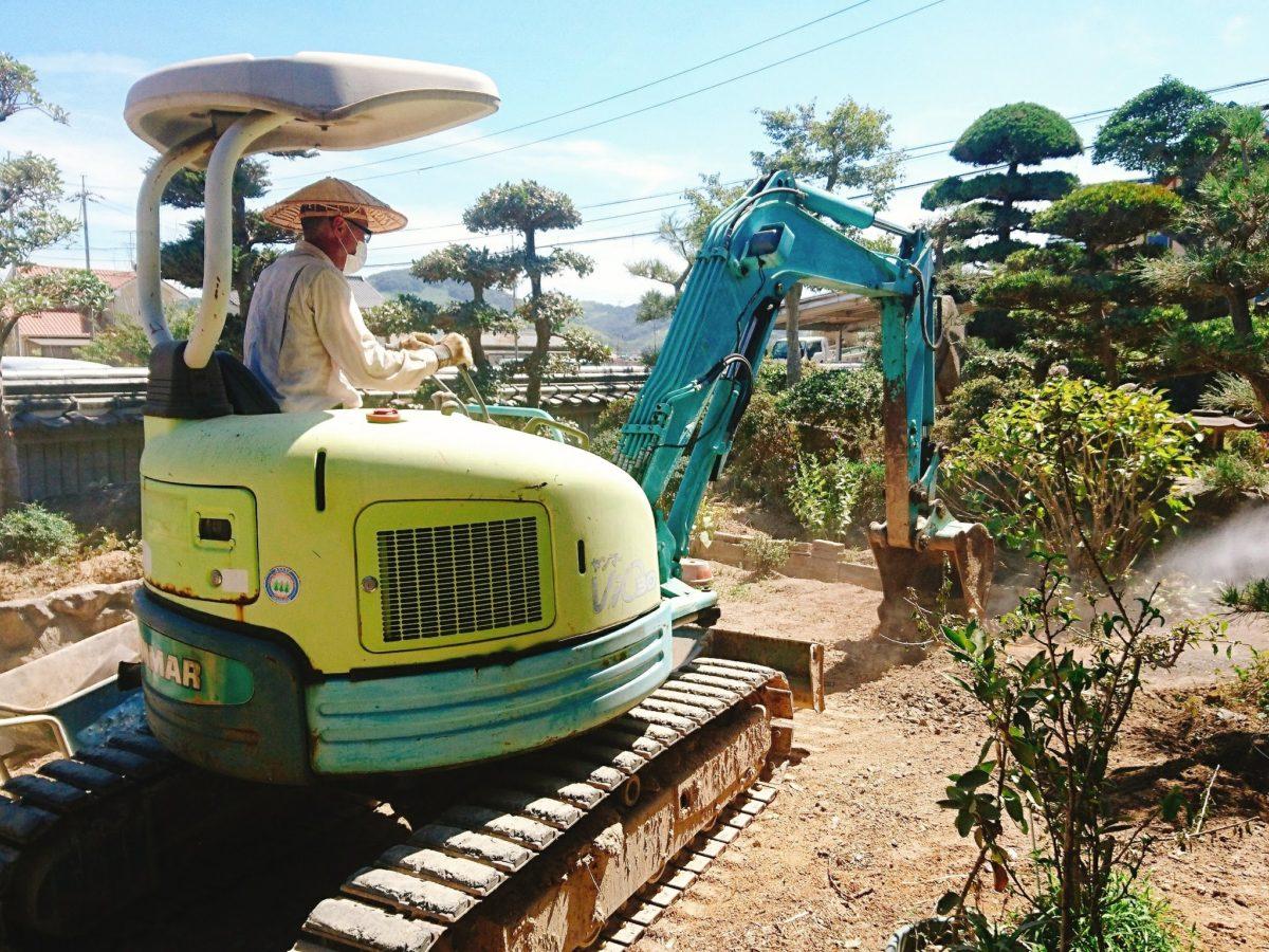 大地の再生 岡山復興プロジェクト@倉敷 真備町 に参加しておもった